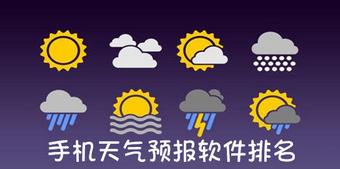 手機天氣軟件